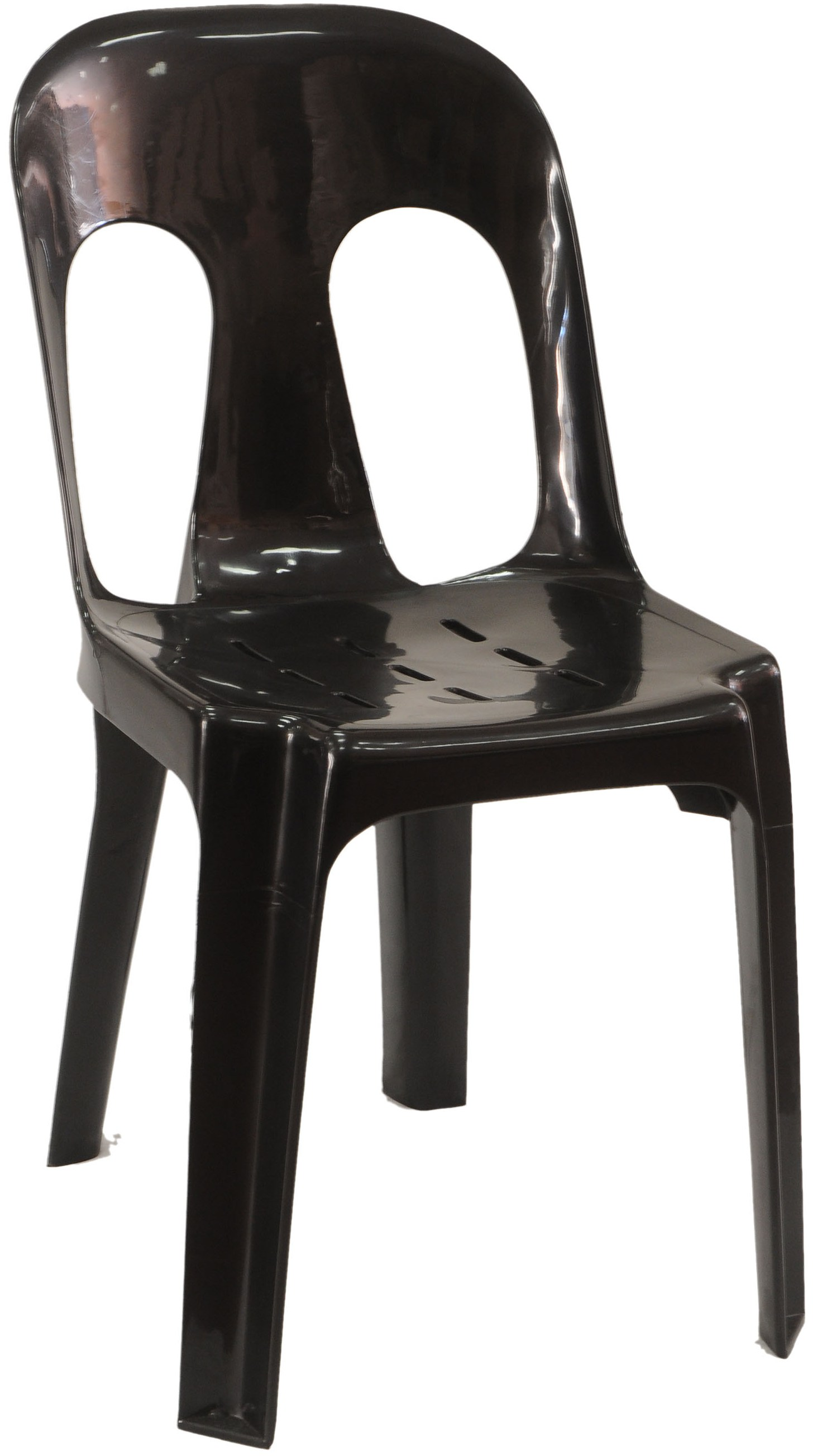 Cafe Chairs Pipee Chair Black