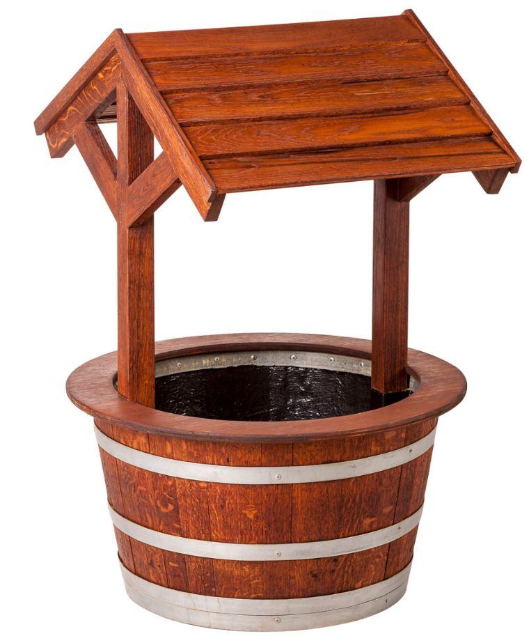 Barrels Rustic Wishing Well Esky